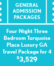 Hangout Music Fest 2018 Packages | Turquoise Place