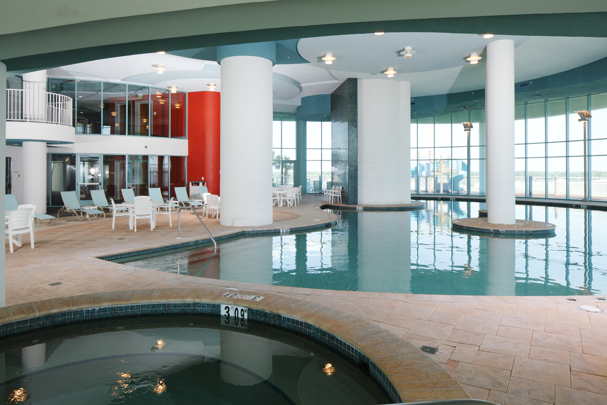 indoor pools turquoise place