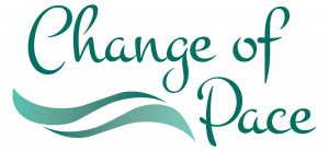 Change of Pace Restaurant Logo