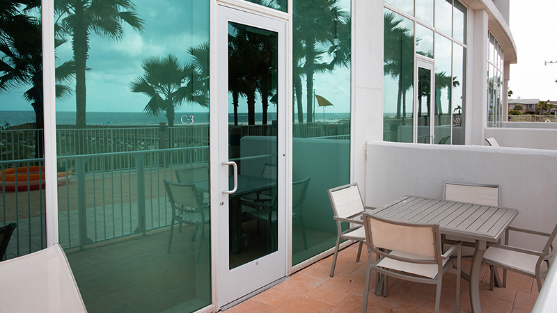 Gulf Front Cabanas for Rent at Turquoise Place Resort Orange Beach Alabama