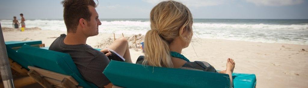 Beach Chair Rentals at Turquoise Place Orange Beach AL