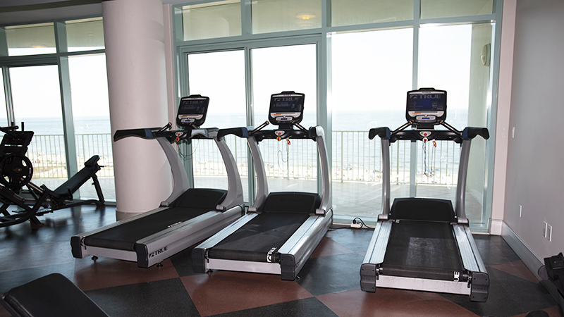 Fitness Rooms - Turquoise Place Resort Orange Beach Alabama