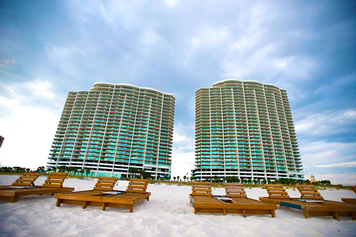 Amenities - the beach - Turquoise Place Orange Beach