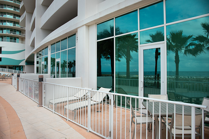 Amenities - Cabanas - Turquoise Place Orange Beach