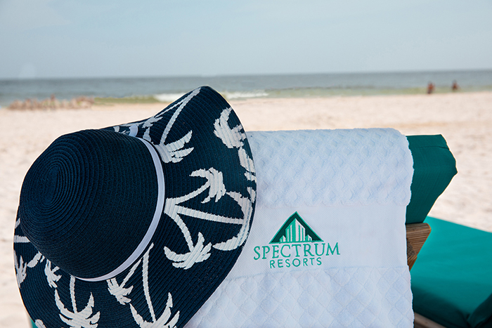 Amenities - beach towels - Turquoise Place Orange Beach