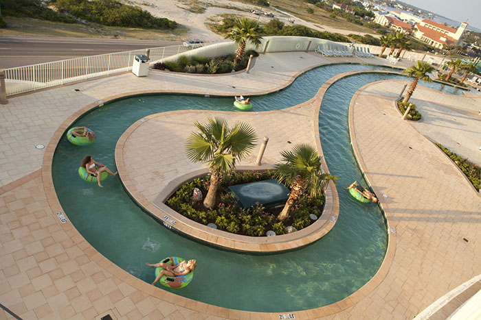 Amenities - lazy river - Turquoise Place Orange Beach