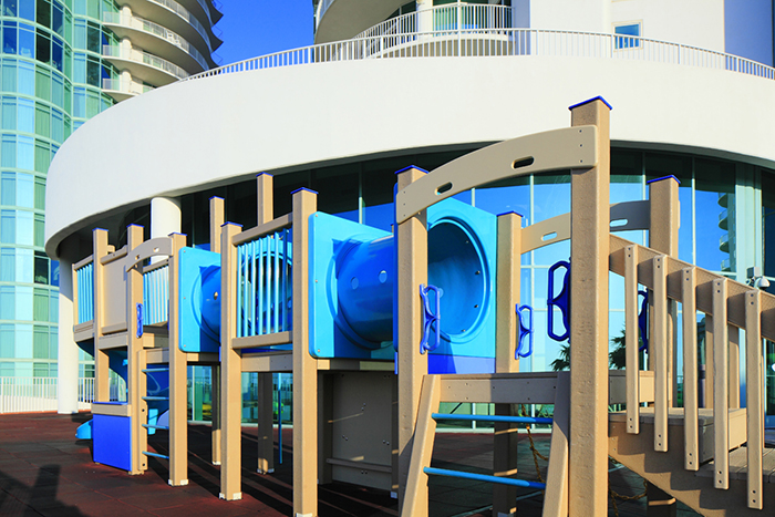 Amenities - playground - Turquoise Place Orange Beach