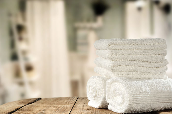 Amenities - towels - Turquoise Place Orange Beach