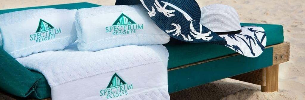 Beach Towels at Turquoise Place Orange Beach AL