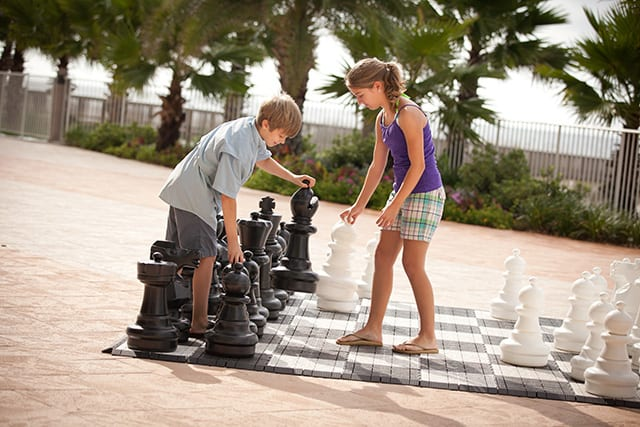 Games at Turquoise Place Orange Beach