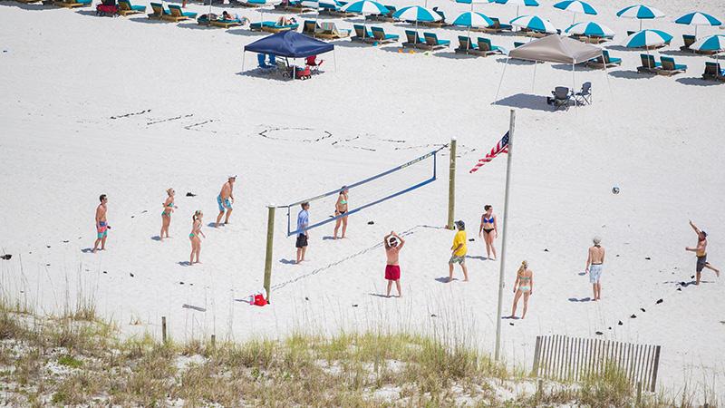 Games at Turquoise Place Resort Orange Beach Alabama
