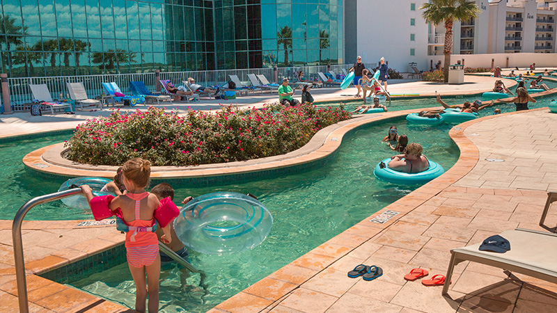 Orange Beach Resort With Lazy River