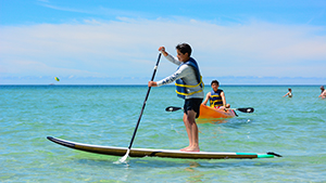 Paddle Board Rentals - Turquoise Place Resort Orange Beach Alabama