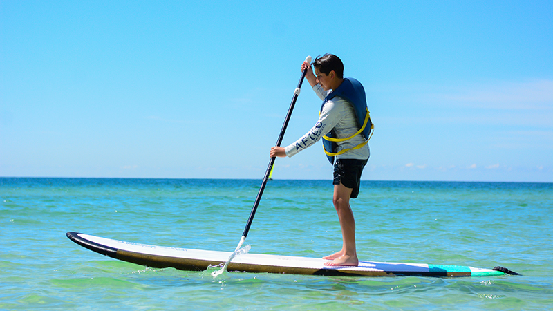 Paddle Board Rentals at Turquoise Place Resort Orange Beach Alabama