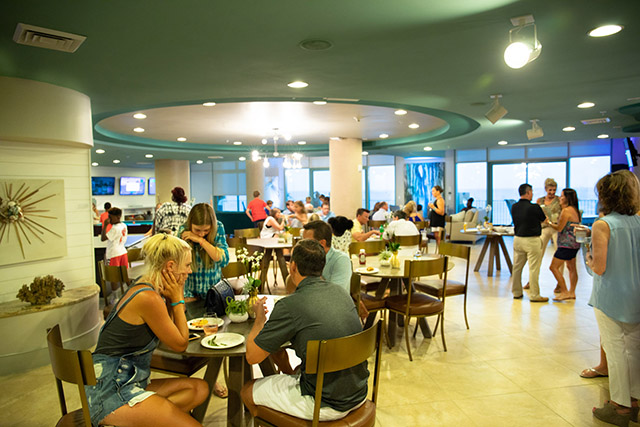 Spectrum Club Lounge at Turquoise Place Orange Beach AL