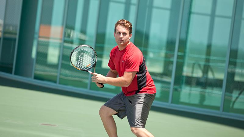 Tennis at Turquoise Place Resort Orange Beach Alabama