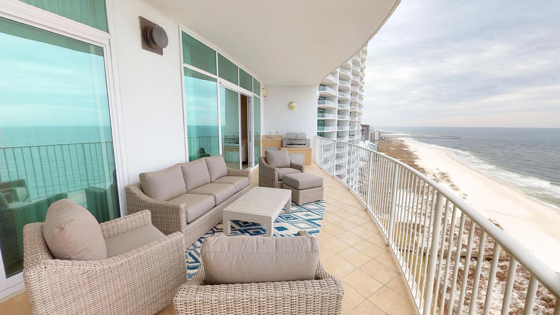orange beach condos with lazy river