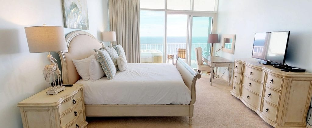 Accommodations at Turquoise Place Orange Beach AL