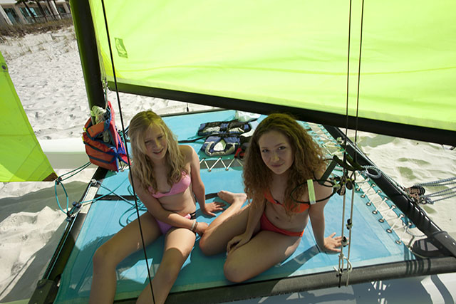 Watersports at Turquoise Place Orange Beach AL