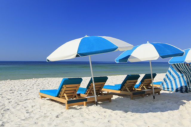 The Beach At Turquoise Place Orange Beach Alabama