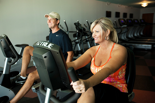 Fitness and Activities at Turquoise Place Resort Orange Beach Alabama
