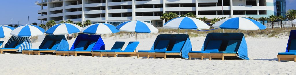 Services at Turquoise Place Orange Beach Alabama