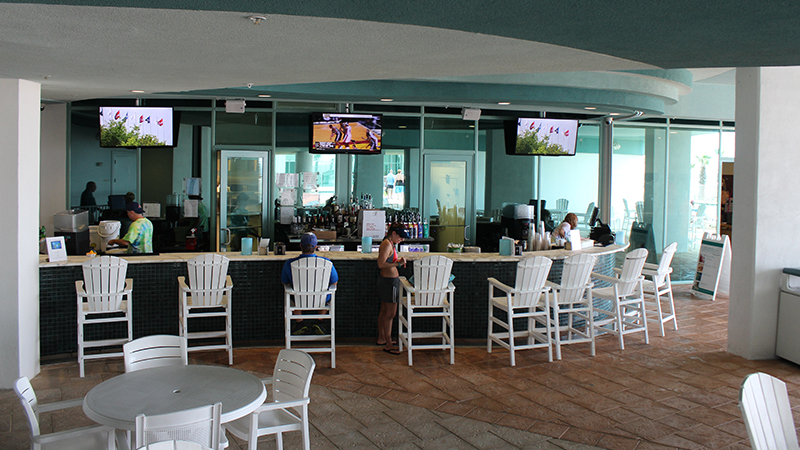 Change of Pace Restaurant - Turquoise Place Resort Orange Beach Alabama