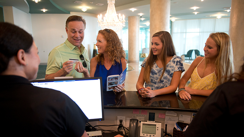Concierge Services at Turquoise Place Orange Beach Alabama