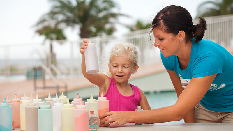 Kids Activities at Turquoise Place Orange Beach Alabama