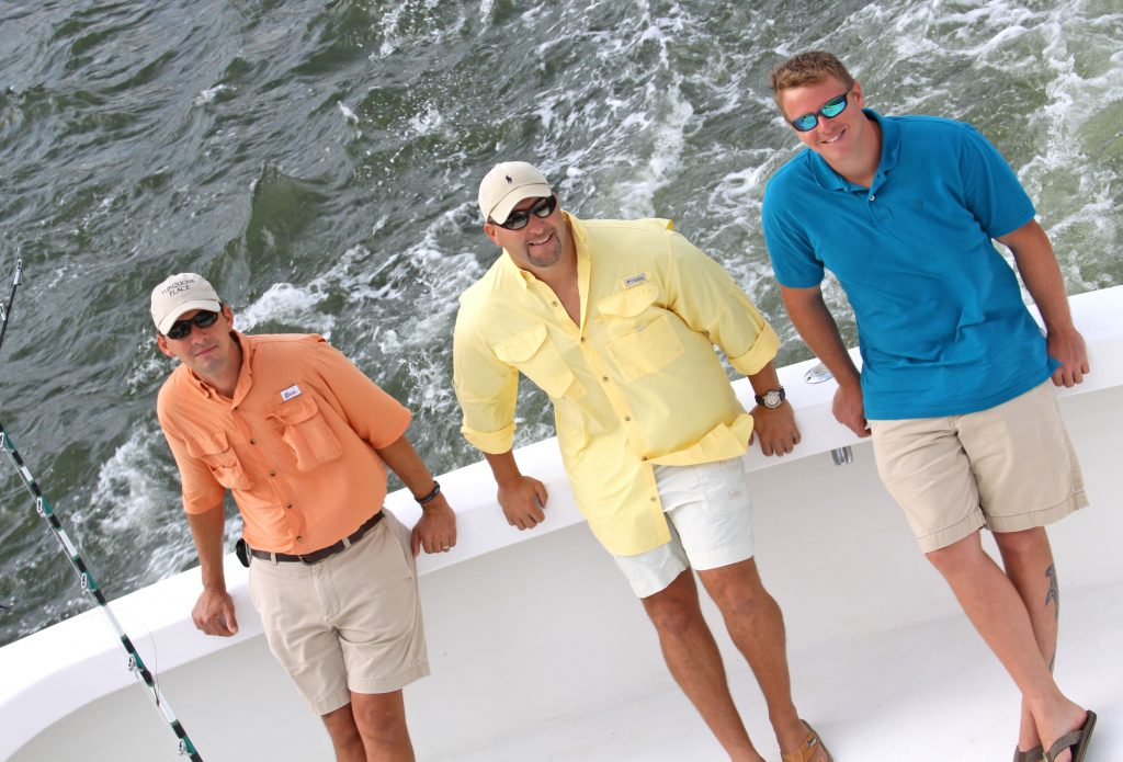 Orange Beach Charter Fishing