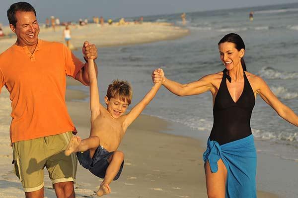 Fall Beach Getaways Orange  Beach Alabama