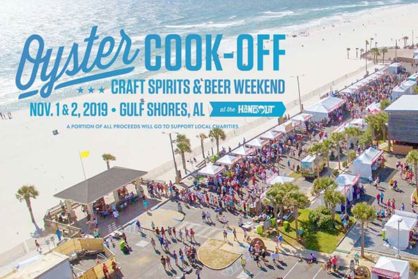 Oyster Cook-off Gulf Shores