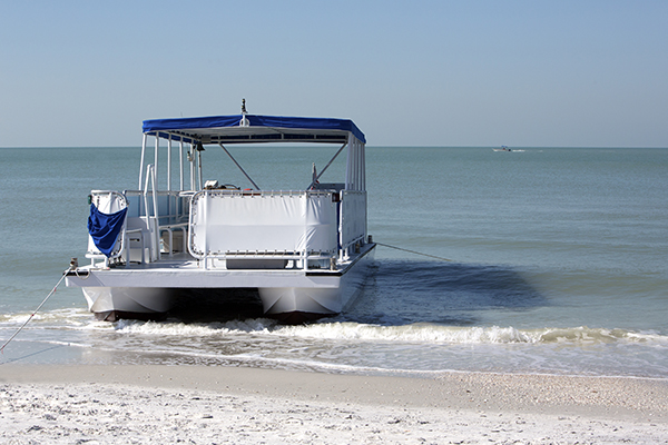 Pontoon Rentals at Turquoise Place Resort Orange Beach Alabama