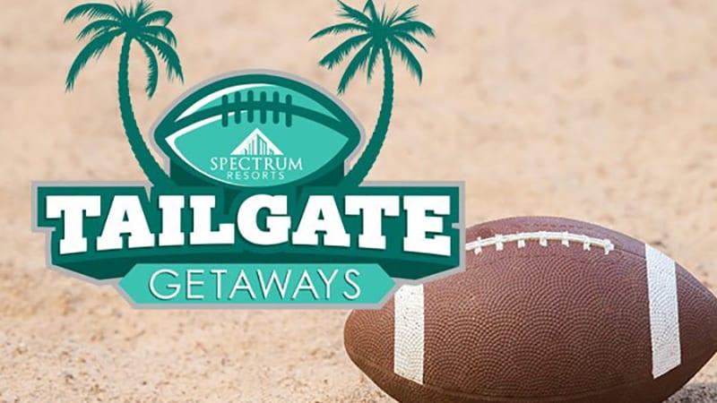Tailgate Getaways at Turquoise Place Resort Orange Beach Alabama