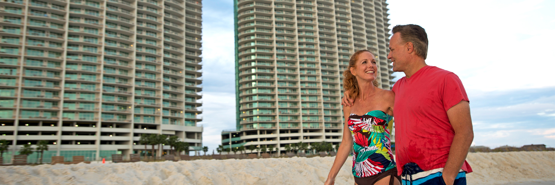 Couples Getaway at Turquoise Place in Orange Beach