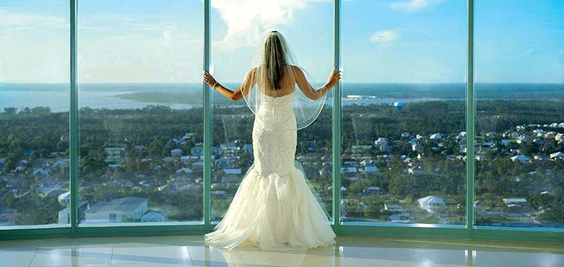 Orange Beach weddings - Turquoise Place