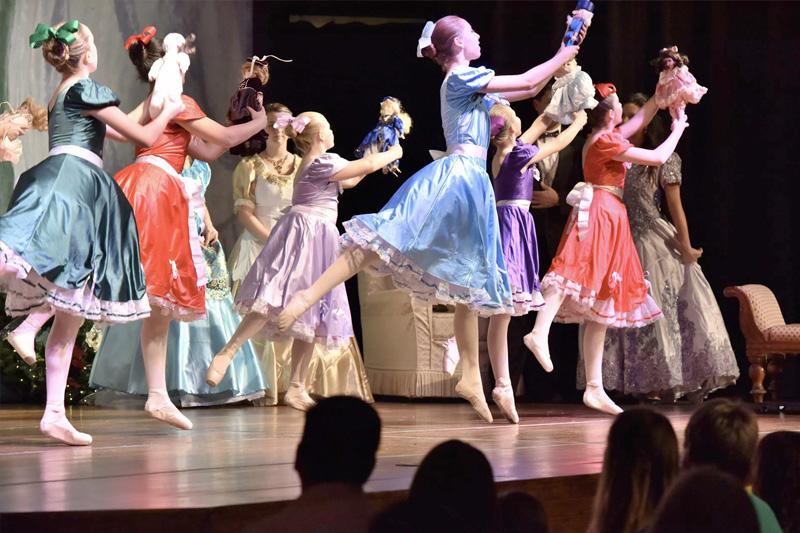 Coastal Ballet's Nutcracker