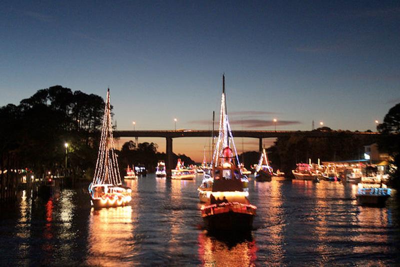 Gulf Shores Christmas Boat Parade