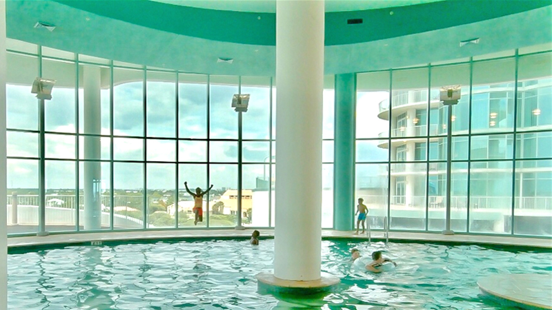 Indoor Pools at Turquoise Place