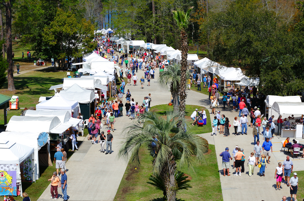 Orange Beach Festival of Art - Orange Beach spring events