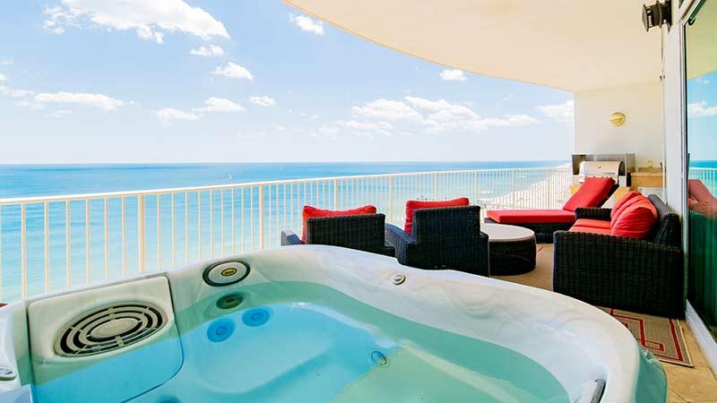 Turquoise Place Balcony