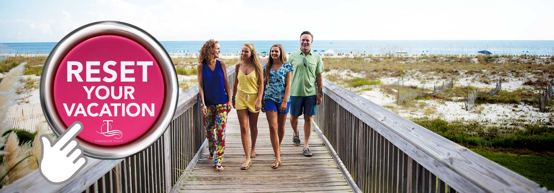 Reset your Orange Beach Vacation