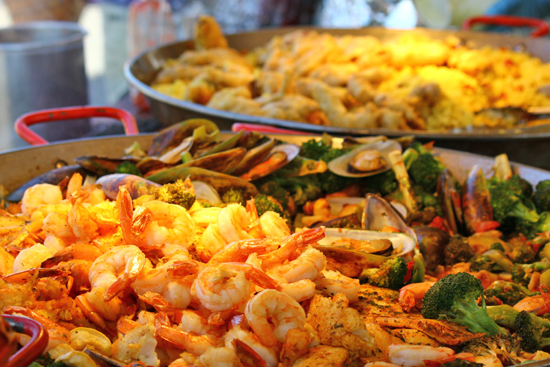 National Shrimp Festival in Gulf Shores