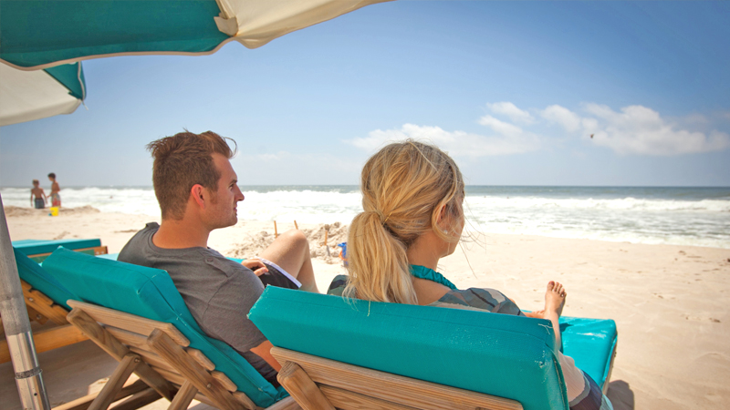 Beach Chair Rentals Orange Beach